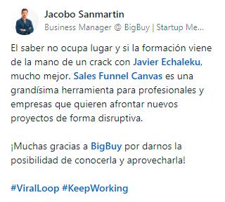 Opinión Jacobo Sanmartin