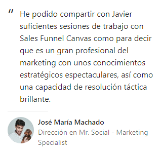 Opinión José María